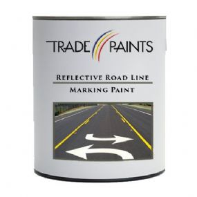 Reflective Road Line Paint | Car Park Marking Paint | Road Marking